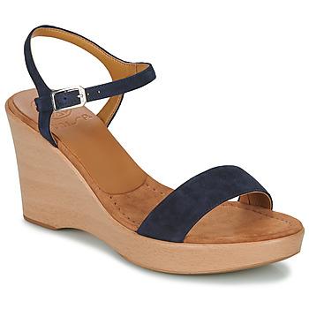 Chaussures Femme Sandales et Nu-pieds Unisa RITA Marine