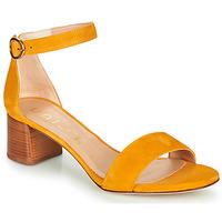 Chaussures Femme Sandales et Nu-pieds Unisa GELETE Jaune