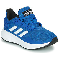 Chaussures Enfant Baskets basses adidas Originals DURAMO 9 K Bleu