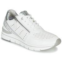 Chaussures Femme Baskets basses Marco Tozzi 2-23723 Blanc
