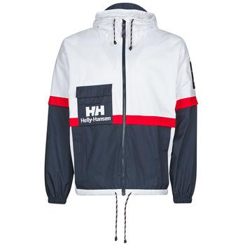 Vêtements Homme Blousons Helly Hansen RAIN Blanc / Marine