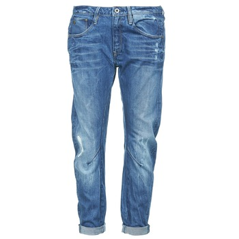 G-Star Raw ARC 3D LOW BOYFRIEND Watton Denim Medium Aged Destroy