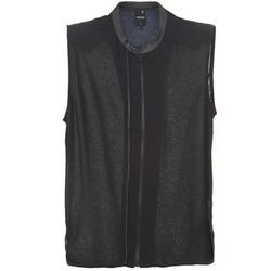 Vêtements Femme Tops / Blouses G-Star Raw 5620 CUSTOM Noir