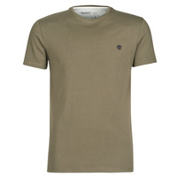 Vêtements Homme T-shirts manches courtes Timberland SS DUNSTAN RIVER CREW TEE Kaki