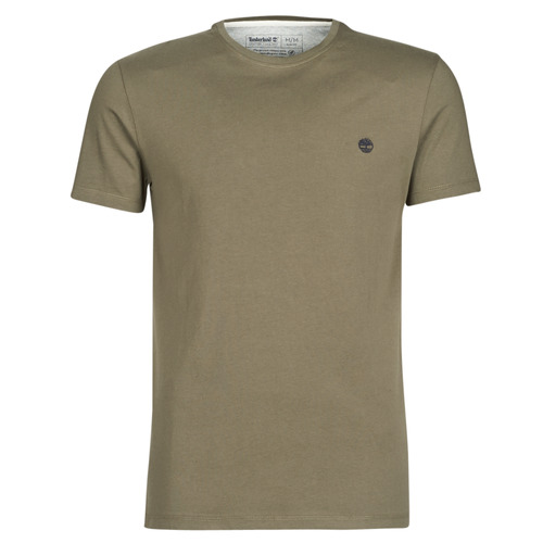 Vêtements Homme T-shirts manches courtes Timberland SS DUNSTAN RIVER CREW TEE Kaki