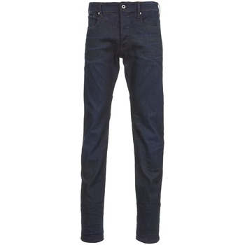 G-Star Raw 3301 TAPERED Visor Stretch Denim Dk Aged