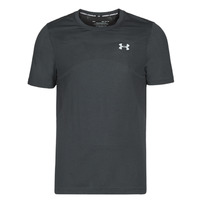 Vêtements Homme T-shirts manches courtes Under Armour SEAMLESS Noir