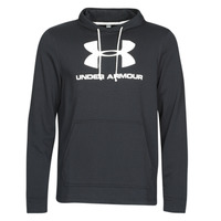 Vêtements Homme Sweats Under Armour SPORTSTYLE TERRY LOGO HOODIE Noir
