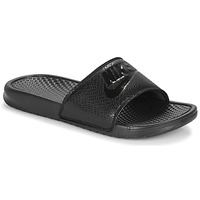 Chaussures Homme Claquettes Nike BENASSI JUST DO IT Noir