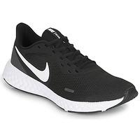 Chaussures Homme Multisport Nike REVOLUTION 5 Noir / Blanc