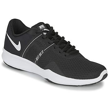 Chaussures Femme Multisport Nike CITY TRAINER 2 Noir / Blanc