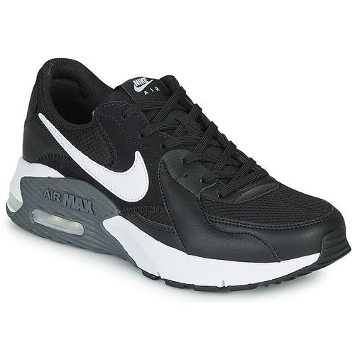 Chaussures Femme Baskets basses Nike AIR MAX EXCEE Noir / Blanc
