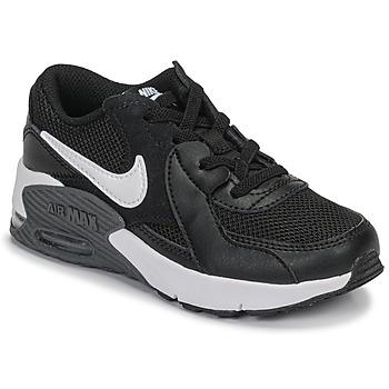 Chaussures Enfant Baskets basses Nike AIR MAX EXCEE PS Noir / Blanc