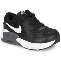 Chaussures Enfant Baskets basses Nike AIR MAX EXCEE TD Noir / Blanc