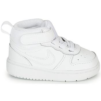 Baskets basses enfant Nike COURT BOROUGH MID 2 TD