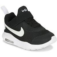 Chaussures Enfant Baskets basses Nike AIR MAX OKETO TD Noir / Blanc