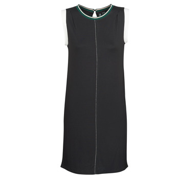Vêtements Femme Robes courtes Volcom IVOL 2 DRESS Noir