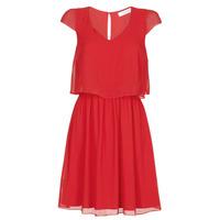 Vêtements Femme Robes courtes Naf Naf NEW JOEY Rouge