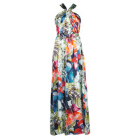 Vêtements Femme Robes longues Marciano SUPERBLOOM GOWN Multicolore