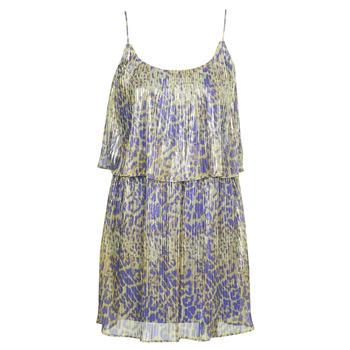 Vêtements Femme Robes courtes Marciano LIQUID LEOPARD DRESS Multicolore