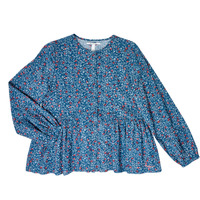 Vêtements Fille Tops / Blouses Pepe jeans ISA Bleu