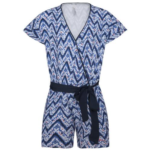Vêtements Fille Combinaisons / Salopettes Pepe jeans CLEA Bleu