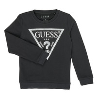 Vêtements Fille Sweats Guess HALIM Noir