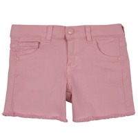 Vêtements Fille Shorts / Bermudas Guess MARIN Bleu