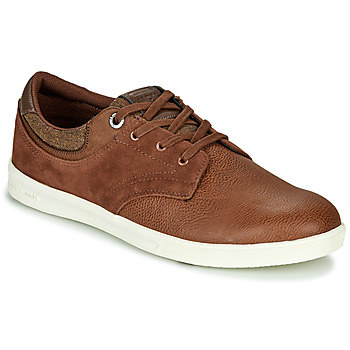 Chaussures Homme Baskets basses Jack & Jones SPENCER COMBO Cognac