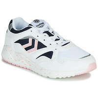 Chaussures Femme Baskets basses Hummel EDMONTON Blanc