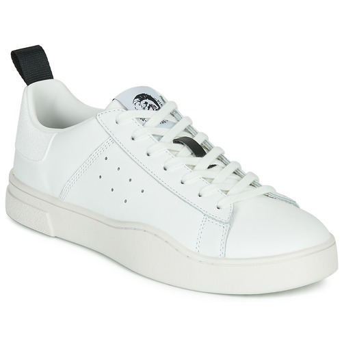 Chaussures Homme Baskets basses Diesel S-CLEVER LOW Blanc