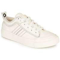 Chaussures Femme Baskets basses Diesel S-ASTICO LOW LACE W Blanc