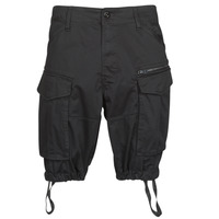 Vêtements Homme Shorts / Bermudas G-Star Raw ROVIC ZIP RELAXED 12 Noir