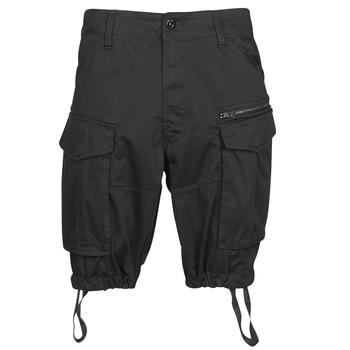 Vêtements Homme Shorts / Bermudas G-Star Raw ROVIC ZIP RELAXED 12 Noir
