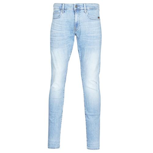 Vêtements Homme Jeans skinny G-Star Raw Revend Skinny lt indigo aged
