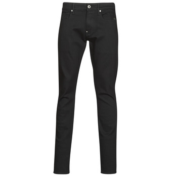 Vêtements Homme Jeans skinny G-Star Raw Revend Skinny pitch black