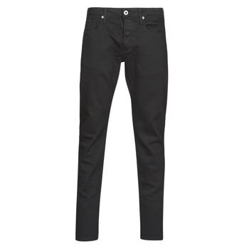 Vêtements Homme Jeans slim G-Star Raw 3301 Slim pitch black