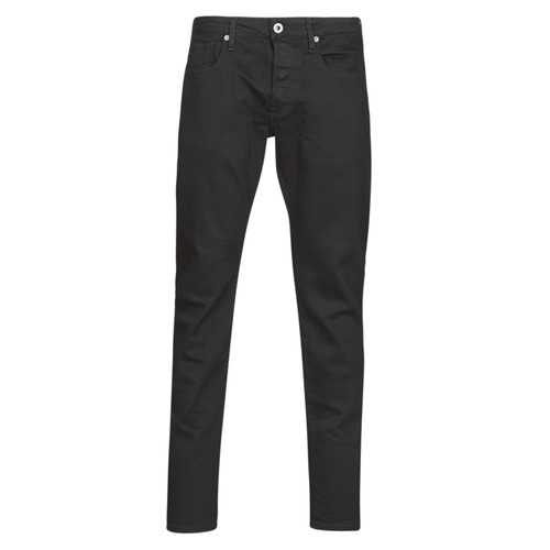 Vêtements Homme Jeans slim G-Star Raw 3301 SLIM Noir