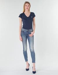 Vêtements Femme Jeans skinny G-Star Raw Arc 3D Mid Skinny Wmn medium aged