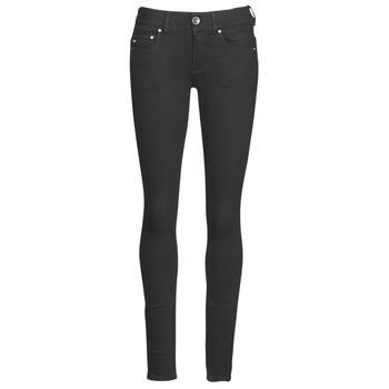 Vêtements Femme Jeans skinny G-Star Raw Midge Cody Mid Skinny Wmn pitch black