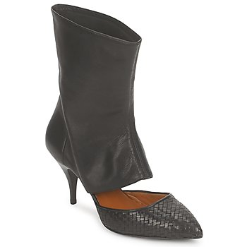 Chaussures Femme Bottines Stéphane Kelian IVAN Noir