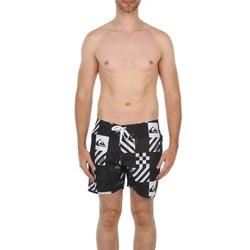 Vêtements Homme Maillots / Shorts de bain Quiksilver ATOMIC 16 BS Noir / Blanc