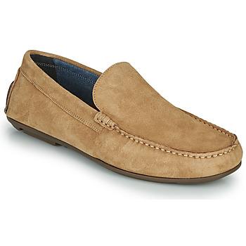 Chaussures Homme Mocassins André BIOUTY Beige