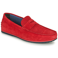 Chaussures Homme Mocassins André SKY Rouge