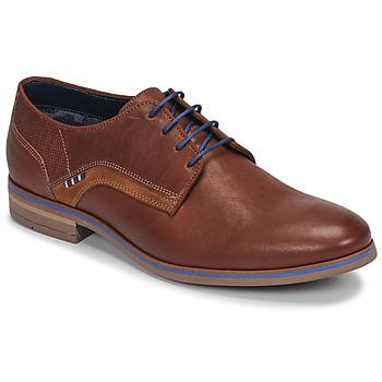 Chaussures Homme Derbies André JACOB Marron
