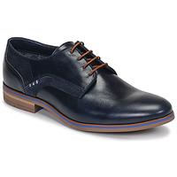 Chaussures Homme Derbies André JACOB Bleu
