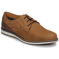 Chaussures Homme Derbies André LINOS Cognac