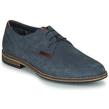 Chaussures Homme Derbies André TITO Bleu