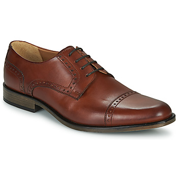 Chaussures Homme Derbies André LORDMAN Marron