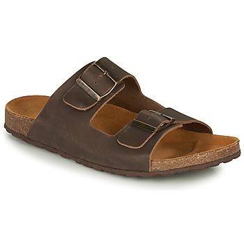 Chaussures Homme Sandales et Nu-pieds André VISON Marron